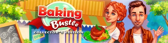 Hra Baking Bustle Collector s Edition