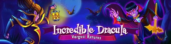 Hra Incredible Dracula 5 Vargosi Returns