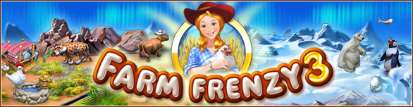 Hra Farm Frenzy 3