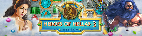 Heroes of Hellas 3: Athény