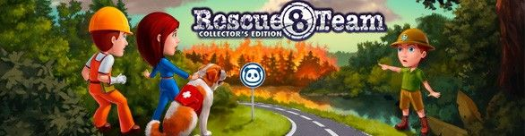 Hra Rescue Team 8 Collector s Edition