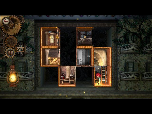 Screenshot ze hry  «Rooms: The Unsolvable Puzzle» № 3