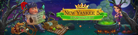 Hra New Yankee in King Arthur s Court 5