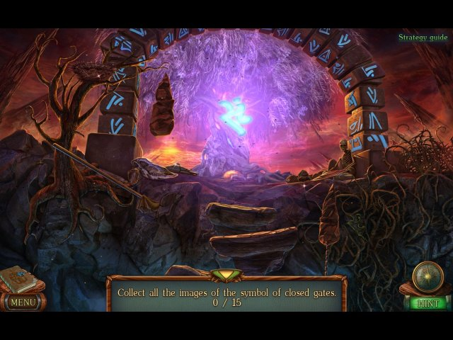 Screenshot ze hry  «The Legacy: The Tree of Might. Collector's Edition» № 2