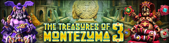 Hra The Treasures Of Montezuma 3