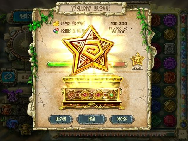 Screenshot ze hry  «The Treasures Of Montezuma 3» № 5