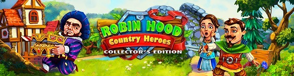 Hra Robin Hood Country Heroes Collector s Edition