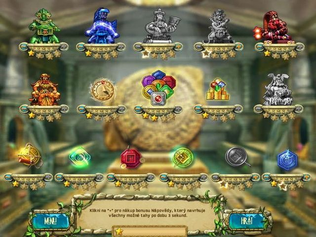 Screenshot ze hry  «The Treasures Of Montezuma 3» № 7