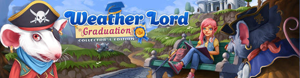 Weather Lord: Graduation. Collector's Edition