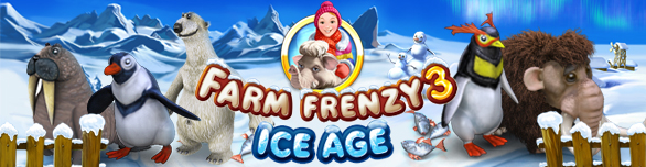 Hra Farm Frenzy 3 Ice Age