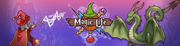 Hra Magic Life