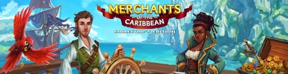 Hra Merchants of the Caribbean Collector s Edition