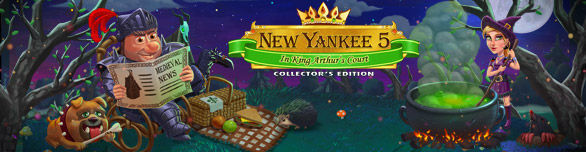 Hra New Yankee in King Arthur s Court 5 Collector s Edition