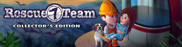 Hra Rescue Team 7 Collector s Edition