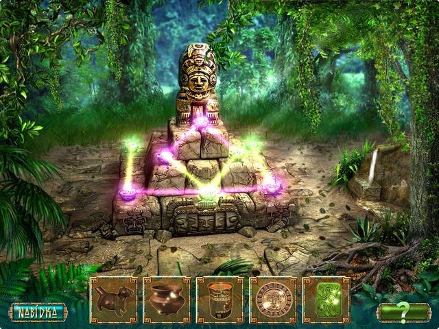 Screenshot ze hry  «The Treasures Of Montezuma 2» № 3