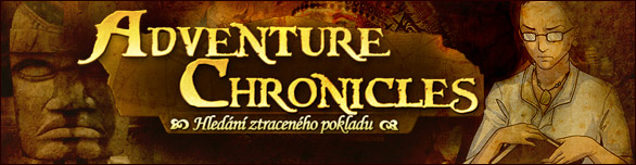 Hra Adventure Chronicles The Search for Lost Treasures
