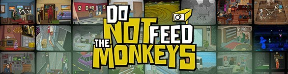 Hra Do Not Feed The Monkeys