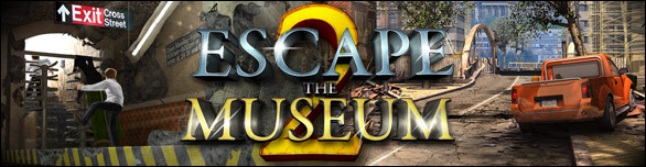 Hra Escape the Museum 2