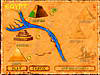 Screenshot ze hry  «Brickshooter Egypt » № 2