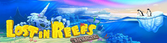 Lost in Reefs: Antarctic
