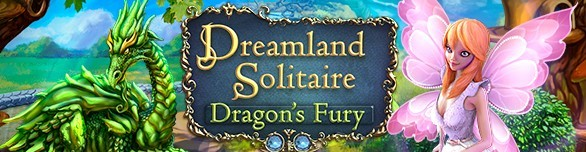 Hra Dreamland Solitaire Dragon s Fury