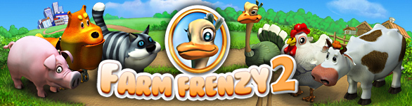 Hra Farm Frenzy 2