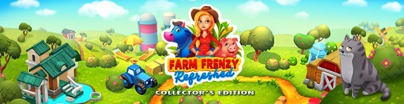 Hra Farm Frenzy Refreshed Collector s Edition