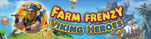 Hra Farm Frenzy Viking Heroes