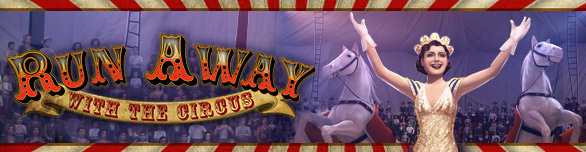 Hra Runaway With the Circus