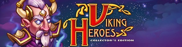 Hra Viking Heroes Collector s Edition