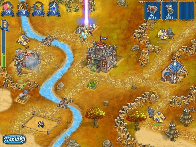 Screenshot ze hry  «New Yankee in King Arthur's Court» № 2