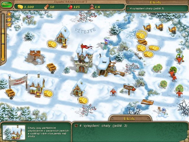 Screenshot ze hry  «Royal Envoy 2» № 2