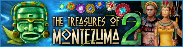 Hra The Treasures Of Montezuma 2