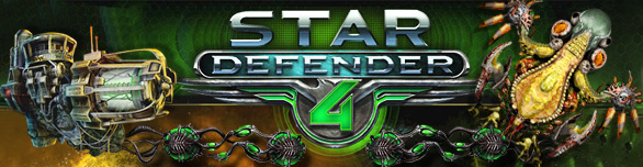 Hra Star Defender 4